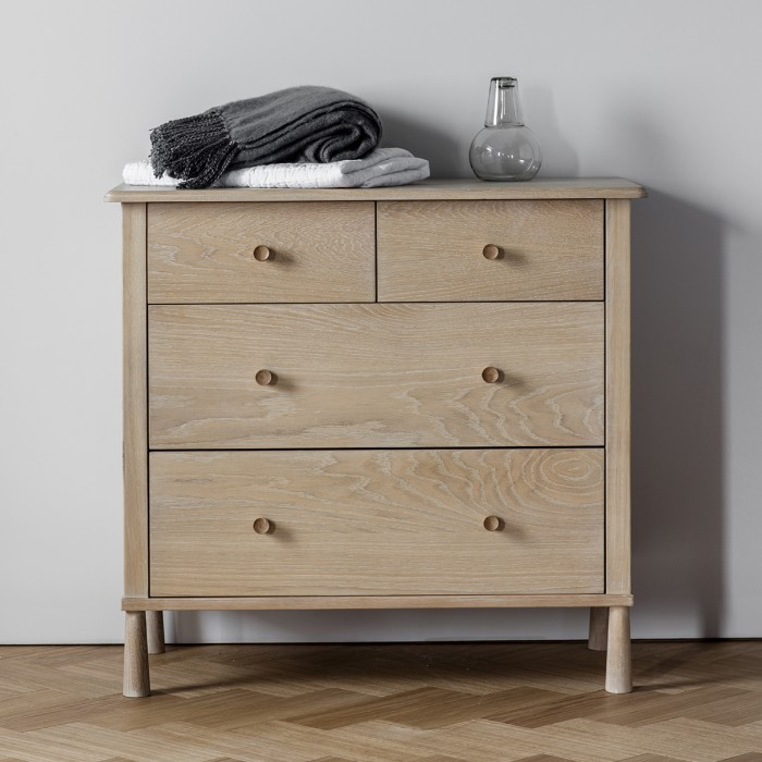 Wycombe 4 Drawer Chest