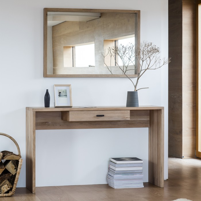 Kielder Console Table With Drawer