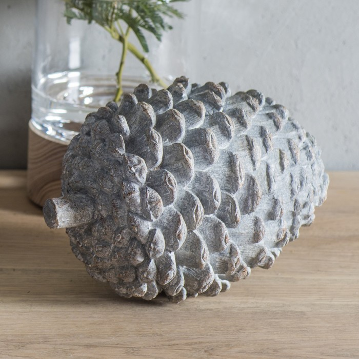 Pinecone Grey Weathered