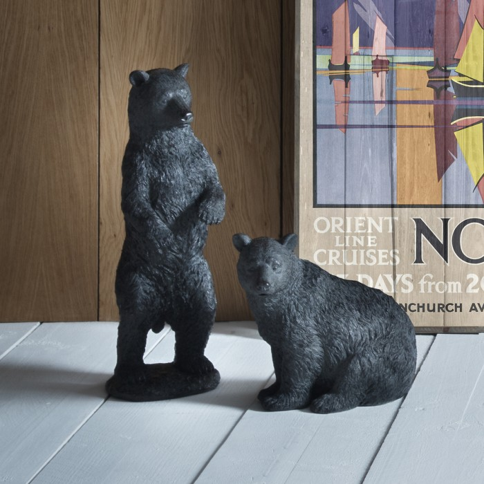Orion Crouching Bear Figure