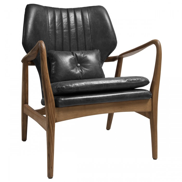 Anglia Chair Charcoal
