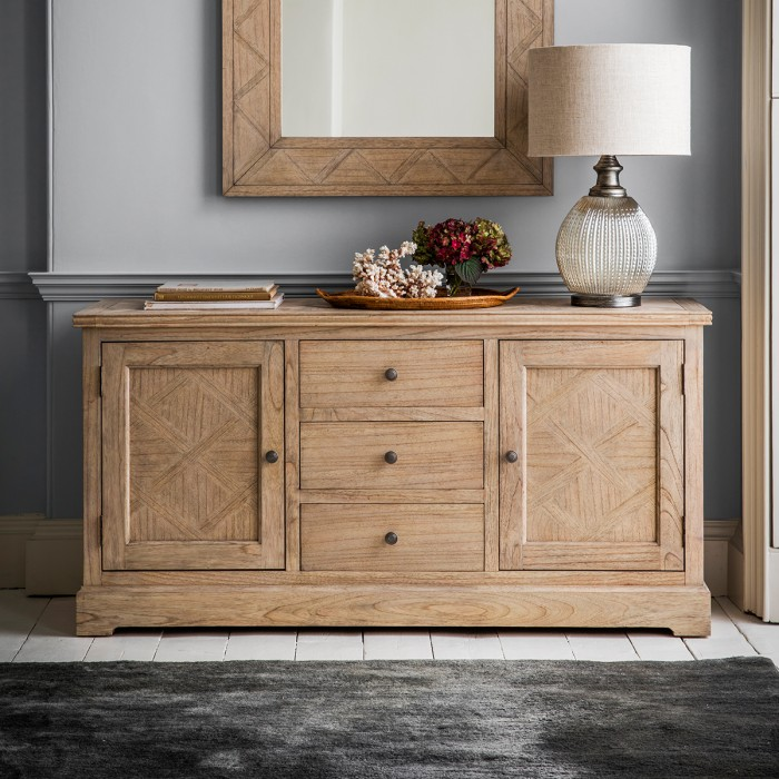 Mustique 2 Door,3 Drawer Sideboard