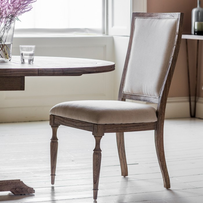 Mustique Side Chair