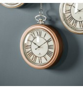 Oxford Clock Copper (4pk)