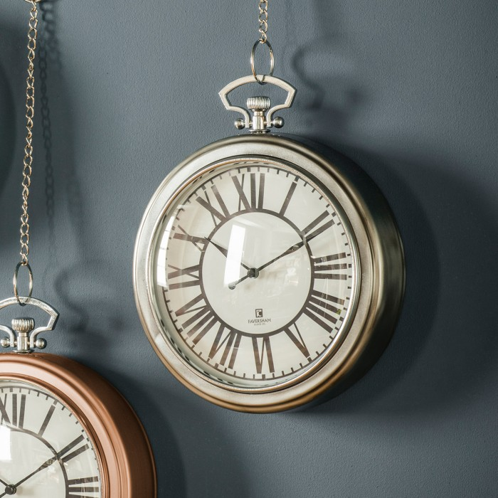 Oxford Clock Nickel (4pk)