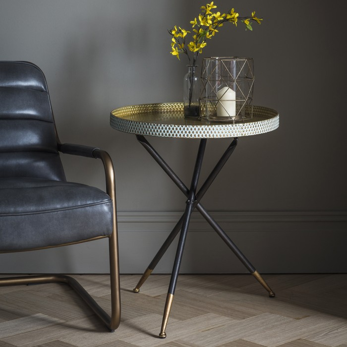 Epsom Tripod Table