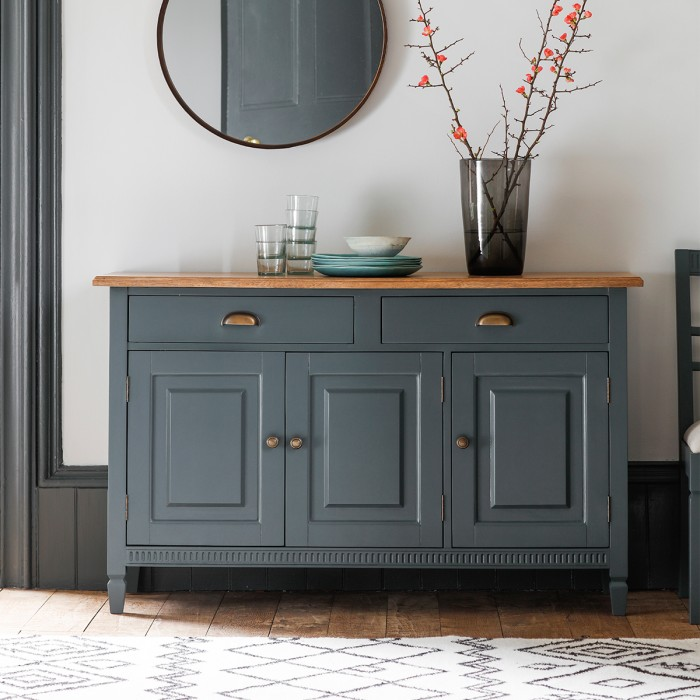 Bronte 3 Door / 2 Drawer Sideboard Storm