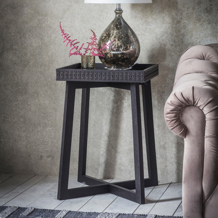Boho Boutique Bedside Table