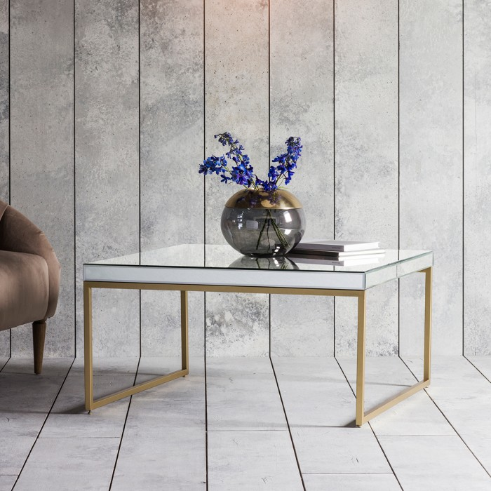 Pippard Coffee Table Champagne