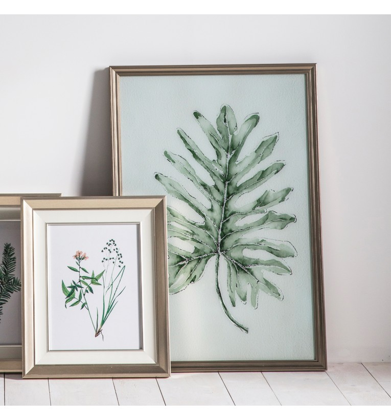 Spring Leaf Framed Art | Gallery Direct Australia