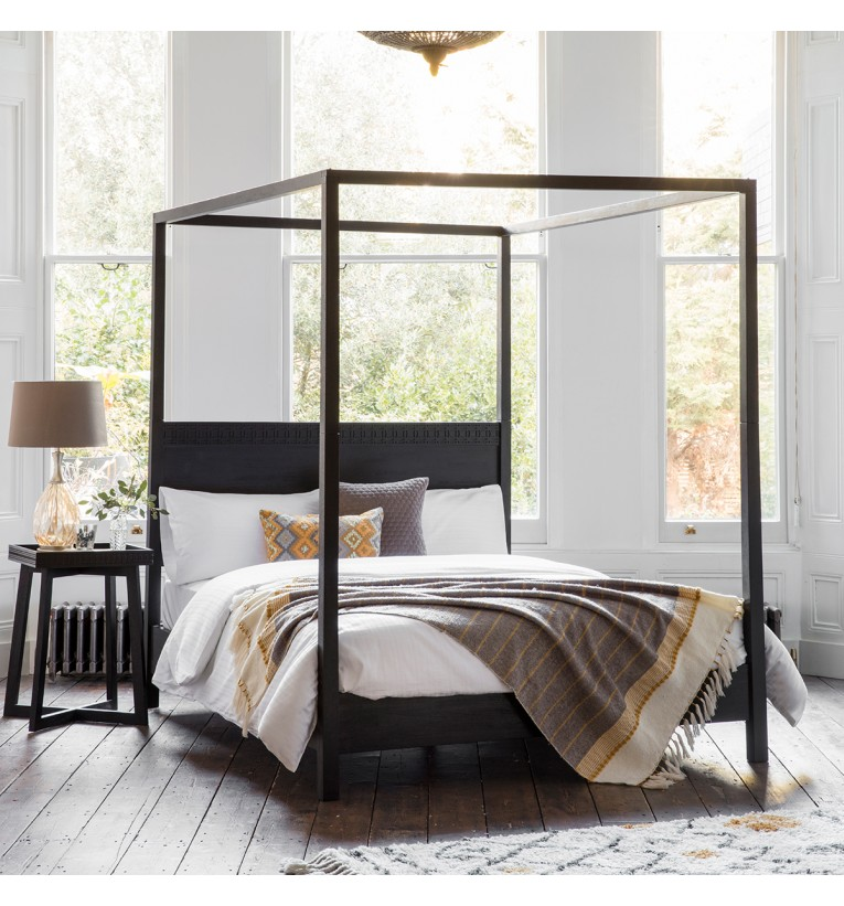 Boho Boutique 4 Poster King Bed Gallery Direct Australia
