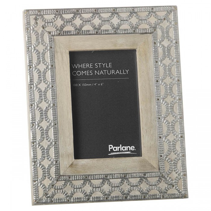 Jules Photoframe Natural Wood