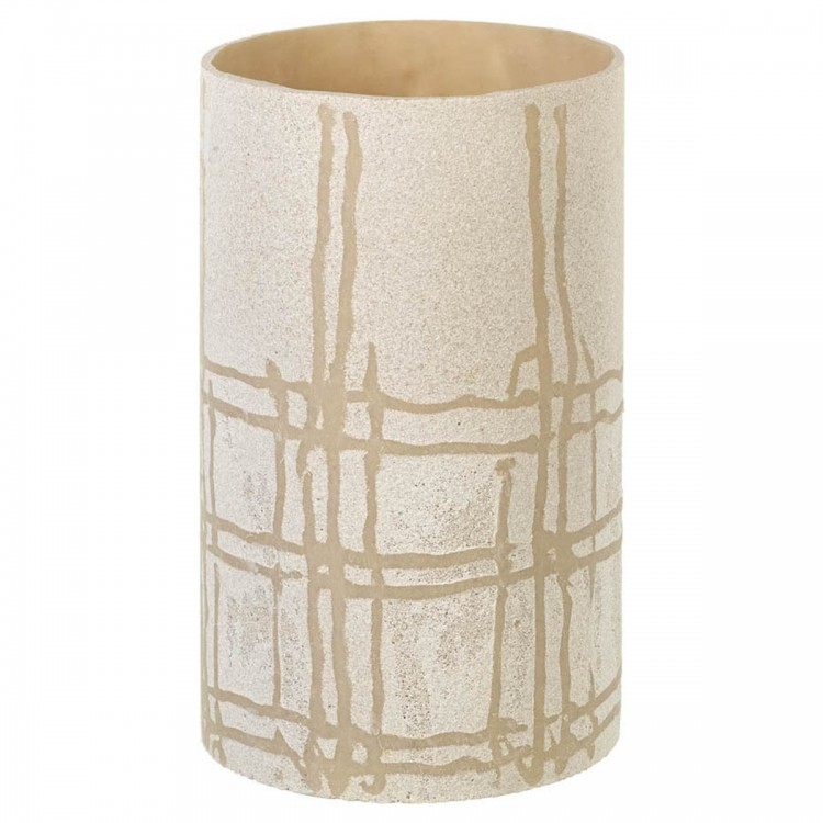 Athol Tealight Holder White Large