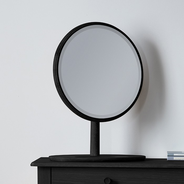 Wycombe Dressing Mirror Black