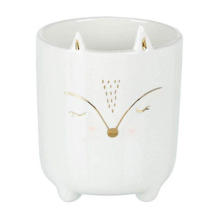 Fox Pot White