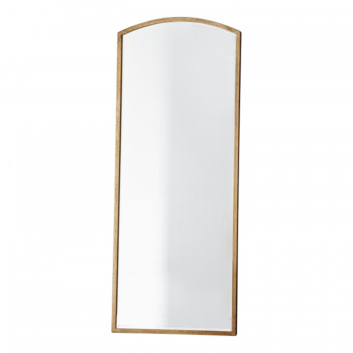 Higgins Arch Mirror Antique Gold