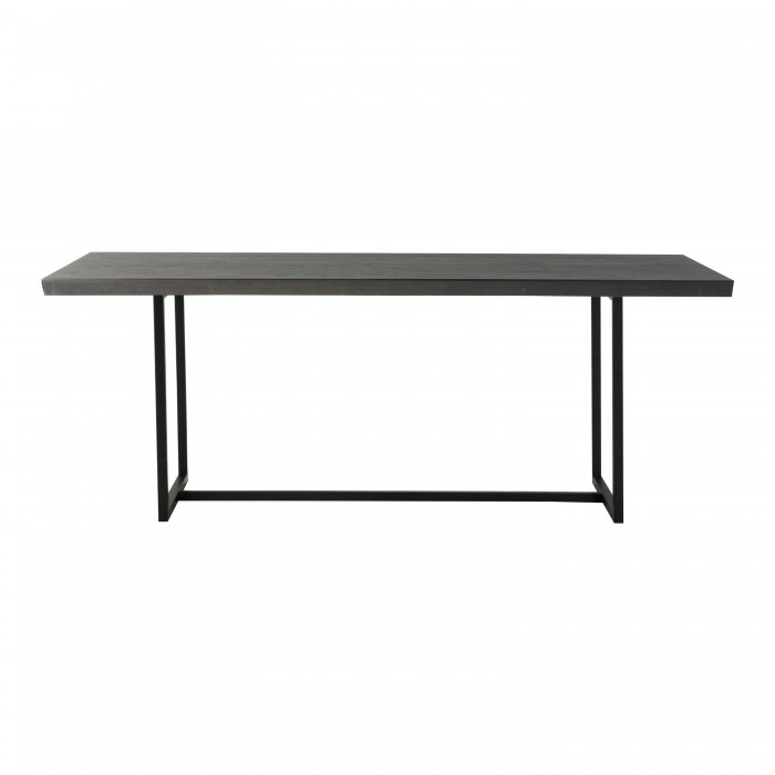 Forden Dining Table Black