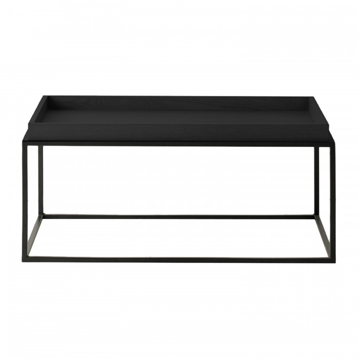 Forden Tray Coffee Table Black
