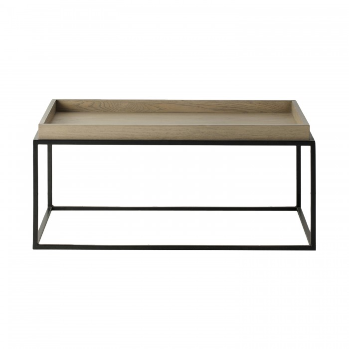 Forden Tray Coffee Table Grey
