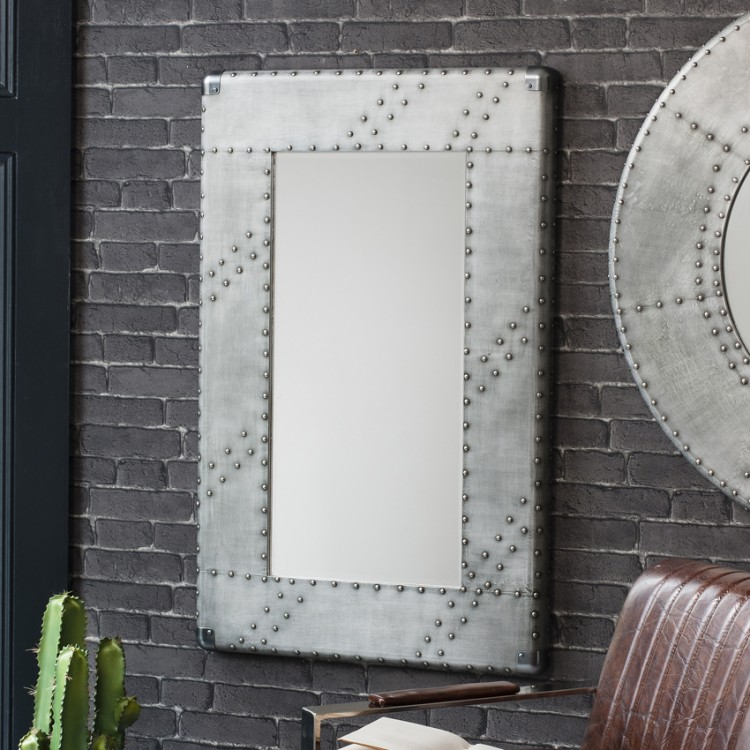 Baxter Mirror Rectangle