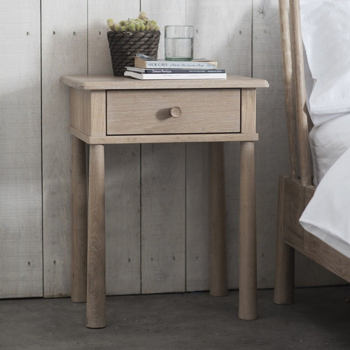 Wycombe 1 Drawer Bedside