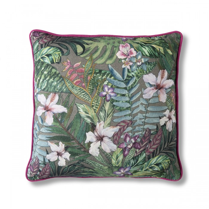 Rain Forest Cushion