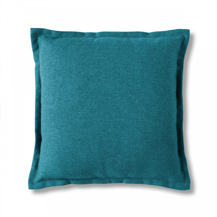 2 Tone Plain Cushion Chambray Blue