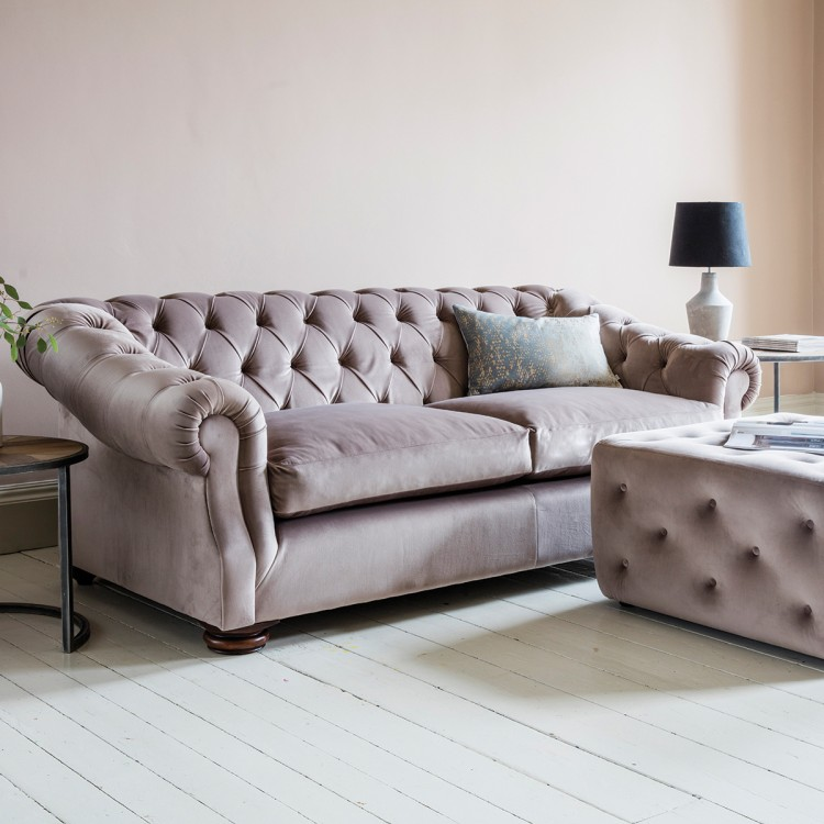Hampton Sofa in Brussels Taupe