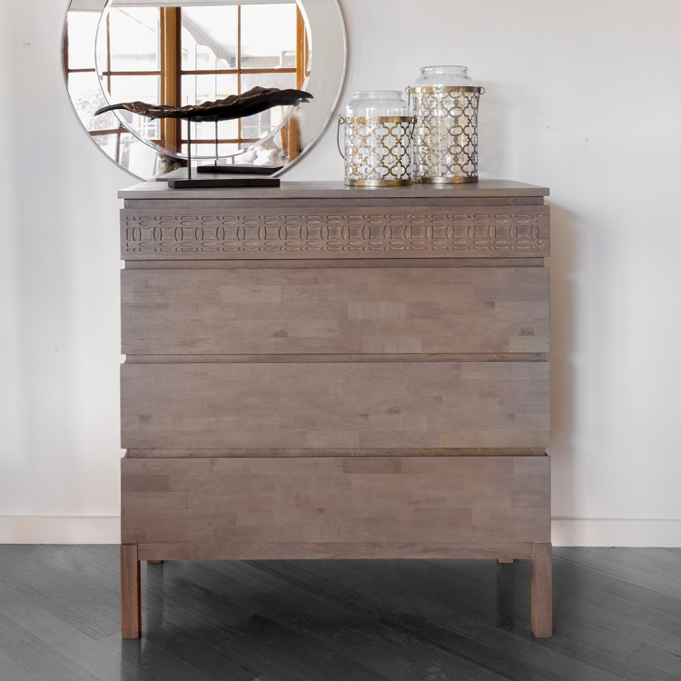 Boho 4 Drawer Chest