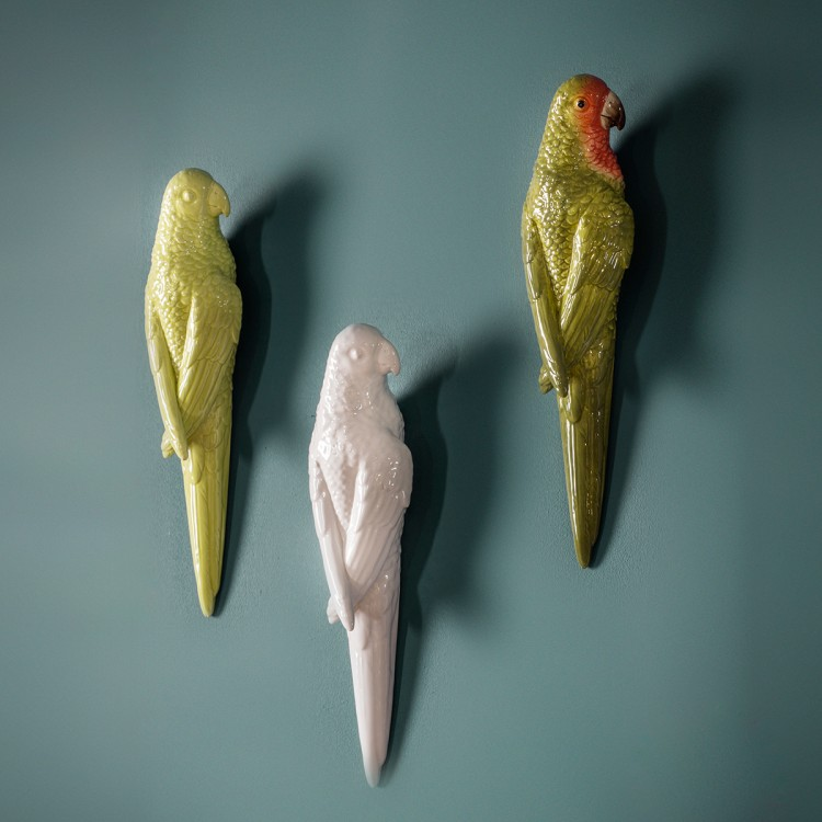 Polly Set of 3 Wall Ornaments