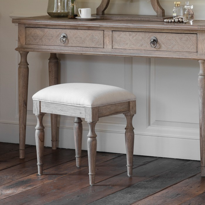 Mustique Dressing Stool