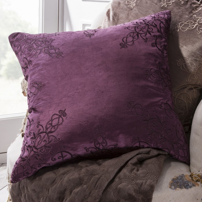 Indulgence Cushion Red