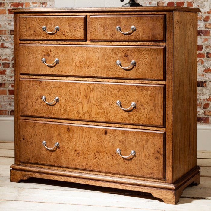 Baltimore Five Drawer Chest