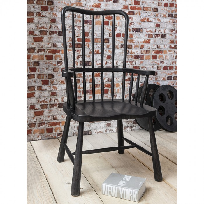 Wycombe Fireside Chair Natural