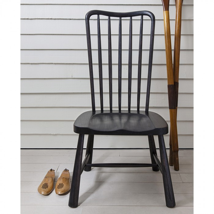 Wycombe Dining Chair Black