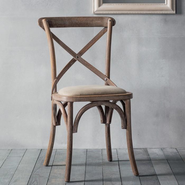 Café Chair Natural (2pk)
