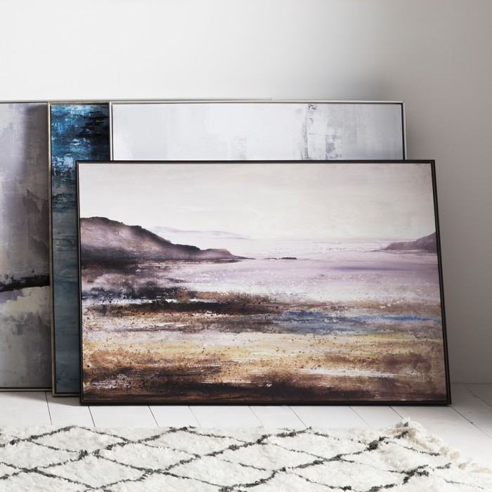 Evening Tide Framed Art
