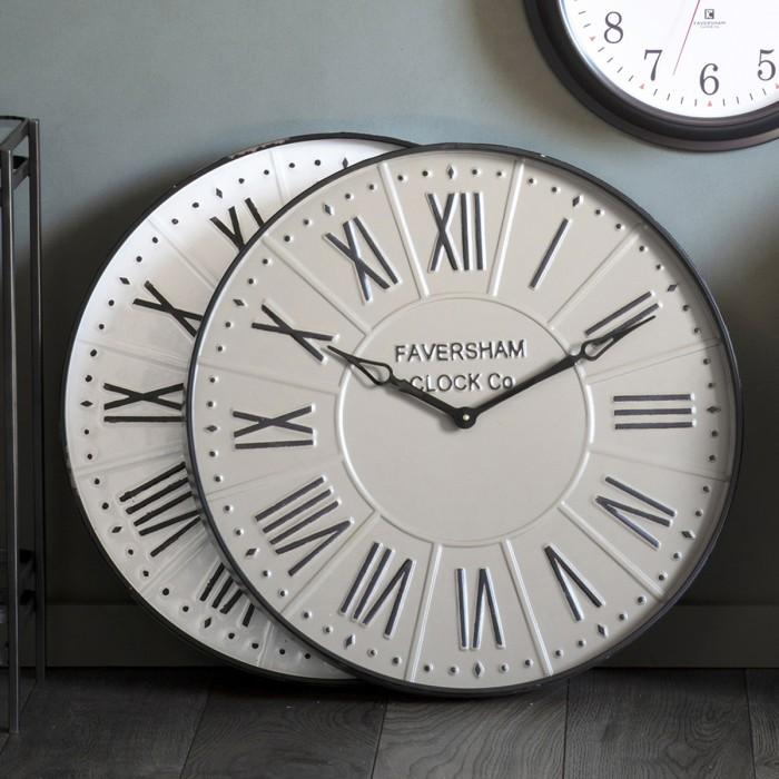 Burnett Clock Mirage Grey