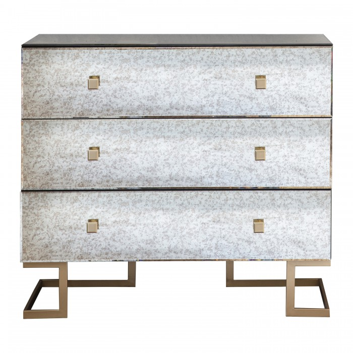 Amberley 3 Drawer Wide Chest