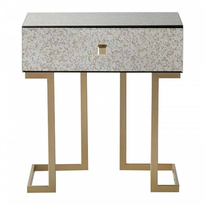Amberley 1 Drawer Side Table