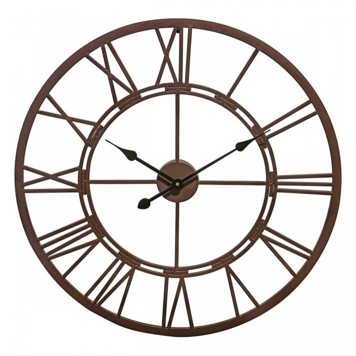Vistini Outdoor Clock Ember