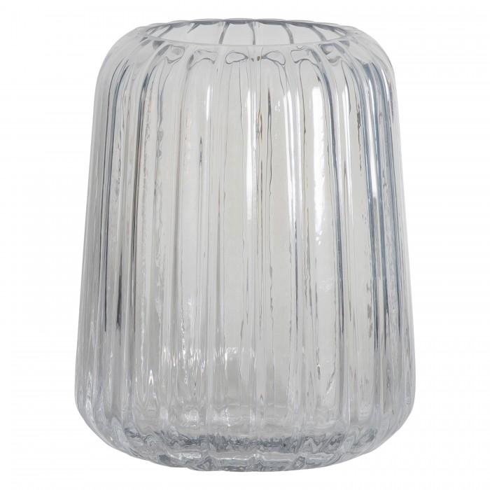 Ahvio Lustre Vase Clear
