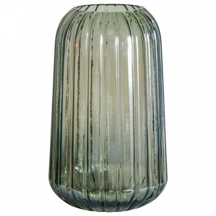 Ahvio Lustre Vase Green