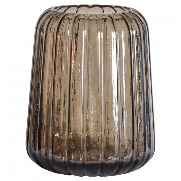 Ahvio Lustre Vase Grey
