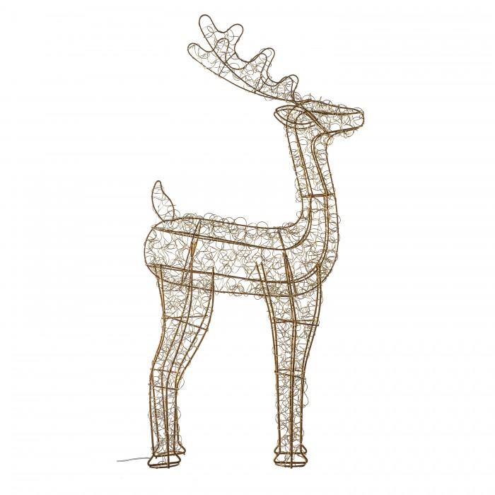 Bella 80 LED Deer Gold