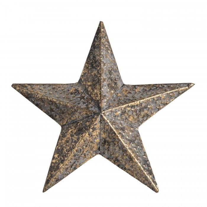 Alpha Star Antique Gold Small