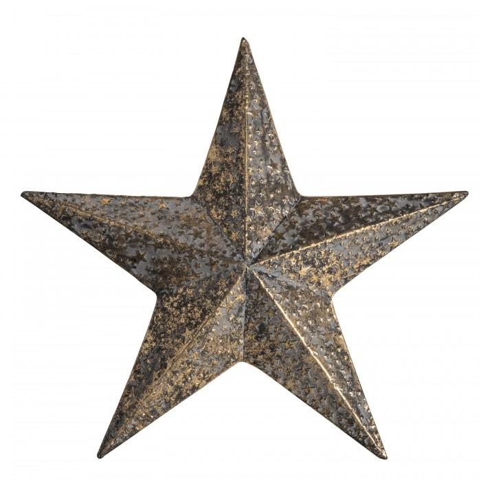 Alpha Star Antique Gold Medium