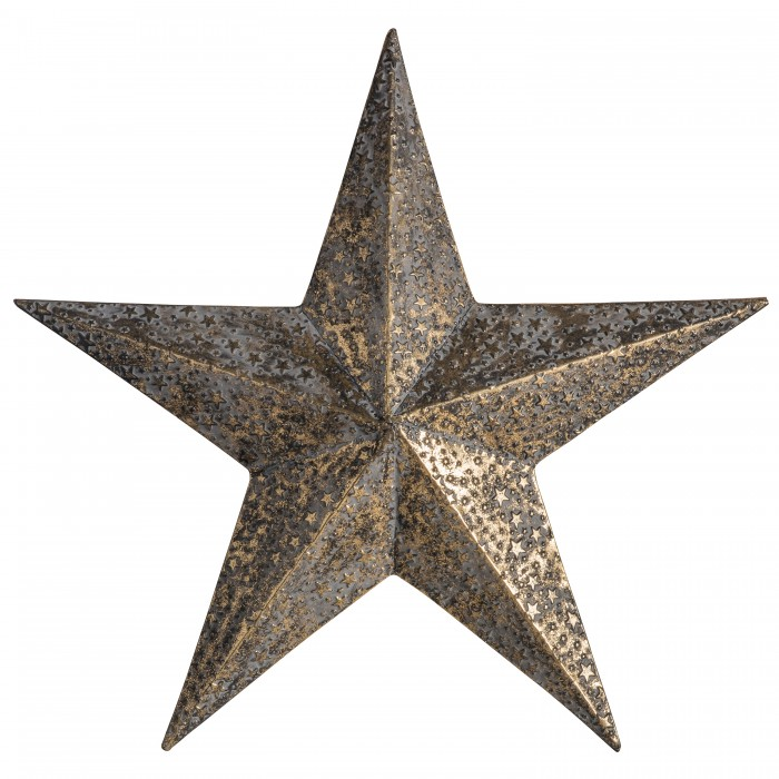 Alpha Star Antique Gold Large