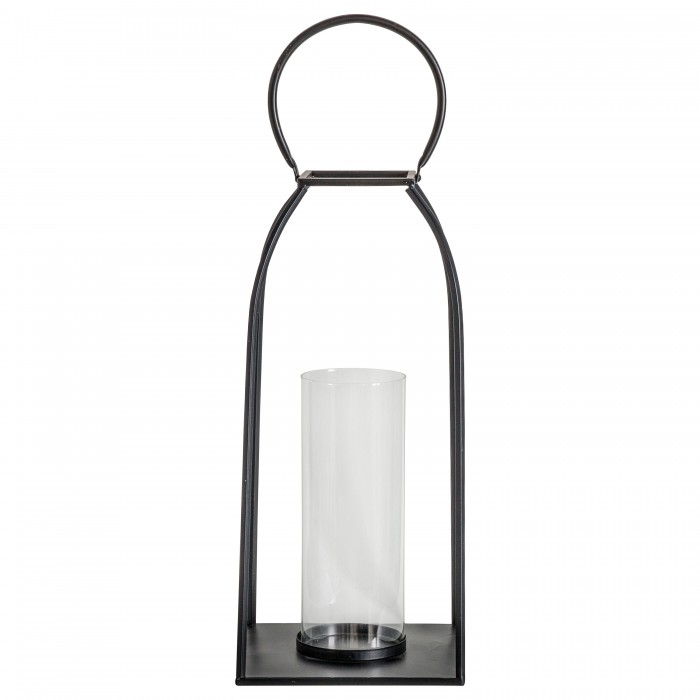 Alcora Lantern Black Small