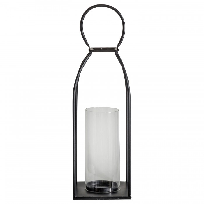 Alcora Lantern Black Large